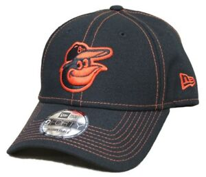 the latest 365e3 4f8ff Image is loading Baltimore-Orioles-New-Era-9Forty-MLB-034-The-