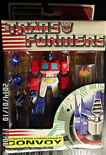 2002 Takara G1 Transformers Mega SCF PVC Optimus Prime TV Version Diaclone NY