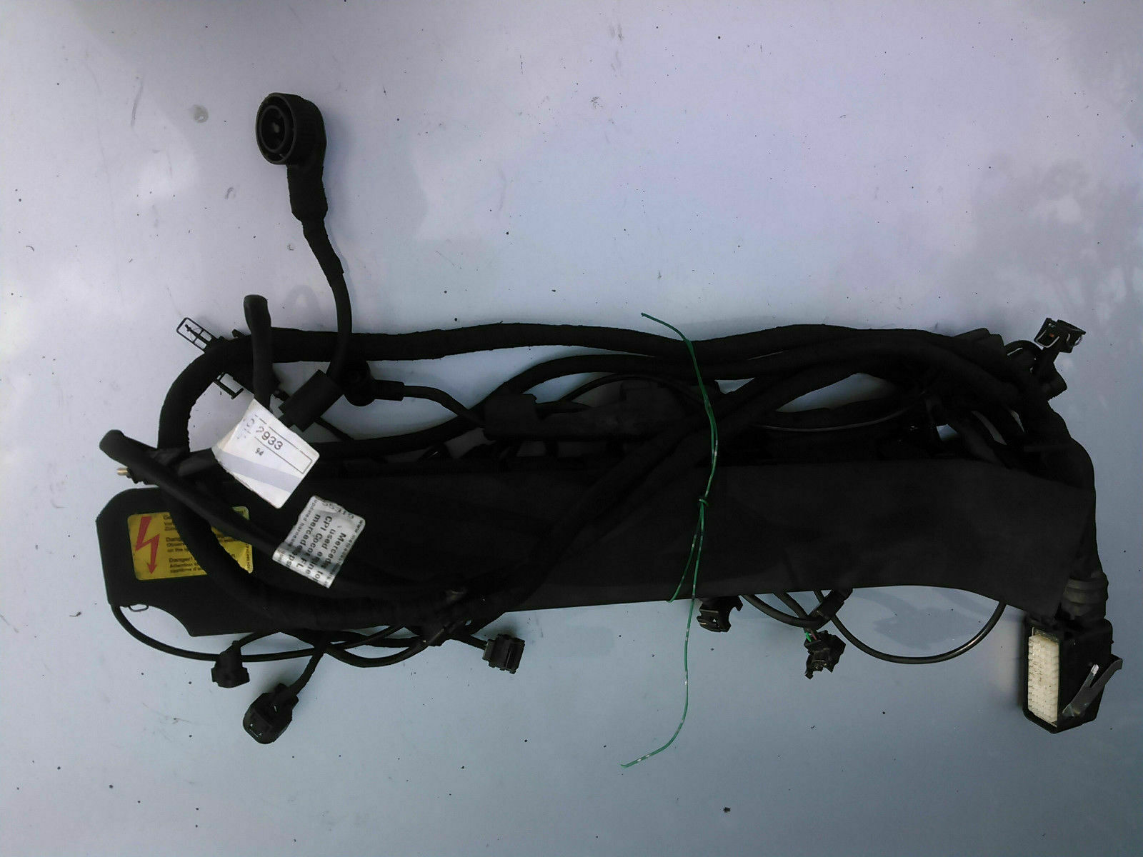 [SCHEMATICS_48IU]  MERCEDES E320 Engine Injector Wiring Harness Updated Delphi 1244402933 for  sale online   eBay   Delphi Wiring Harness      eBay