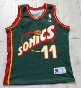seattle sonics jersey