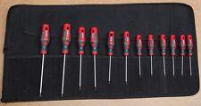 x11 Roebuck Tamper Proof Torx Screwdrivers Various Sizes