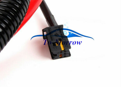 61126989780 Red Positive Battery Cable SRS For BMW E60 525 530 535 550 6989780