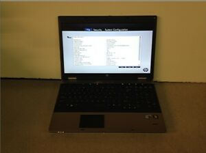 HP-ProBook-6550b-15-4-034-Laptop-Notebook-Core-i5-2-40-GhZ-4GB-RAM-No-HDD-No-AC