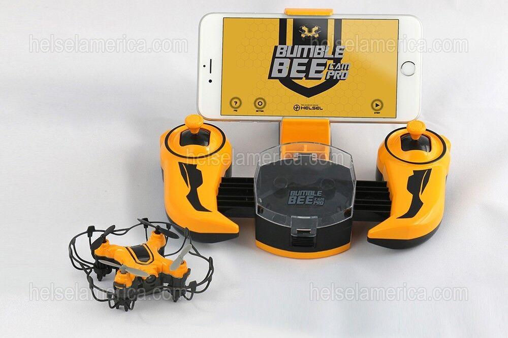 BumbleBEE CAMPRO Smart Mini Drone