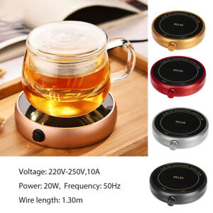 220V-20W-Electric-Desktop-Tea-Coffee-Warmer-Heater-Cup-Mug-Warming-Trays-Mat