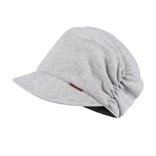 NEW Women Knitted Hat Warm Ski Beret Beanie Cap Pleated Layers Peaked Cabbie Hat