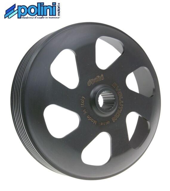 Cloche d'Embrayage Polini MaxiSpeed Bell Evo-2 250.028 Vespa GTS 125 Euro3