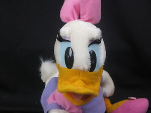 Image Is Loading BIG DISNEY APPLAUSE DONALD DAISY DUCK PURPLE DRESS
