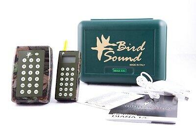 ALTOPARLANTE SPEAKER DIANA al NEODIMIO per richiamo riproduttore BIRD SOUND jack