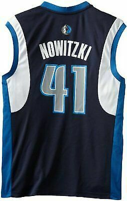 buy popular ce396 78763 adidas Dallas Mavericks Dirk Nowitzki Replica Alternate Jersey for sale  online   eBay