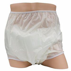 Adult-Plastic-Protective-Pants-High-Back
