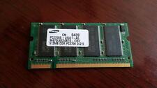 Samsung 512MB PC2700 DDR333 SODIMM Apple iMac