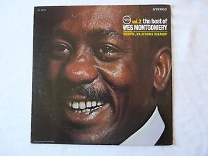 Details about Wes Montgomery - The Best Of Wes Montgomery Volume 2 Vinyl LP  Album