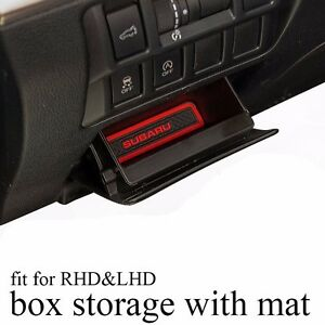 s l300 storage box refires coin dash pocket fuse lid for subaru forester fuse storage box at creativeand.co