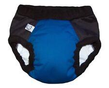 NEW Super Undies Bedwetting Nighttime Underwear Size 4 XXL Bat Boy Dark Blue