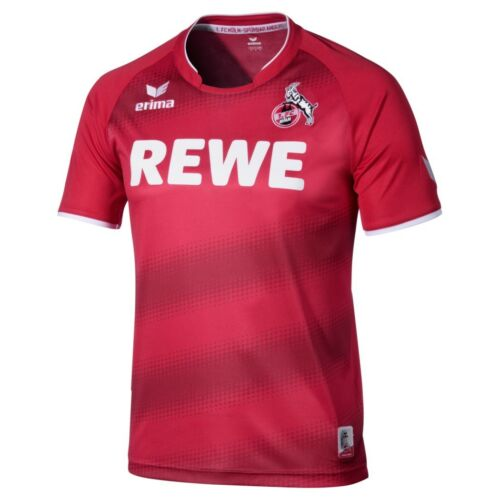 ERIMA 1 350604 FC Cologne Away dehors maillot 2015//2016 rouge