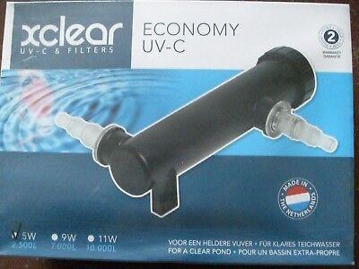 Eheim CLEAR UVC-Klärer 18 W UVC Brenner Koi Teich Filter Klärgerät  9W