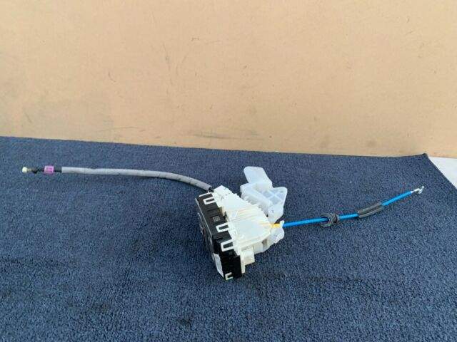 ✔MERCEDES W212 E350 E550 CLS550 FRONT LEFT DRIVER DOOR LOCK LATCH ACTUATOR OEM