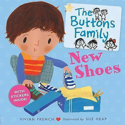 1 of 1 - The Buttons Family: New Shoes, French, Vivian, New Book
