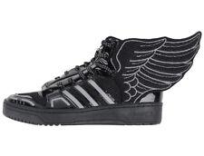 53988e9f93fc adidas Originals Jeremy Scott Wings 2.0 Mesh Blackout S77802 UK Size ...