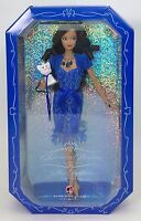 Birthstone Beauties Miss Sapphire September Barbie African American Aa
