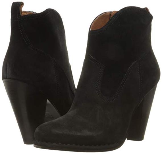 godendo i tuoi acquisti New in Box FRYE donna donna donna Madeline Short Suede nero stivali Dimensione 10 M MSRP   358  sconto di vendita
