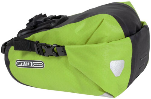 Ortlieb 4.1L Saddle-Bag Two Lime//Black