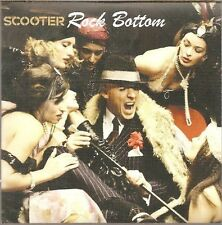 Scooter Rock bottom (5 versions, 2006, cardsleeve) [Maxi-CD]