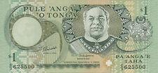 Tonga 1 Pa´Anga (1995) Pick 31