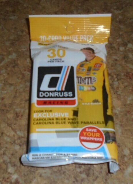 2020 NASCAR PANINI DONRUSS RACING 30 CARD VALUE PACK FREE SHIPPING! (BIN5)