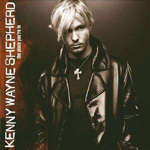 Kenny-Wayne-Shepherd-Place-You-039-re-in-us-Import-CD-2004