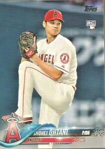 Shohei-Ohtani-2018-Topps-Series-2-RC-Rookie-700-Los-Angeles-Angels
