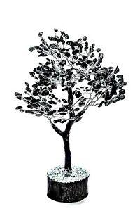 Large-Black-Tourmaline-Gemstone-Healing-Reiki-Crystal-Tree-FengShui-USASeller