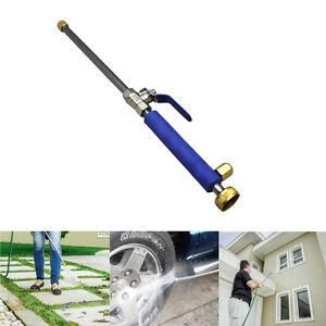 High pressure power washer water spray gun wand attachment for Wand attachments