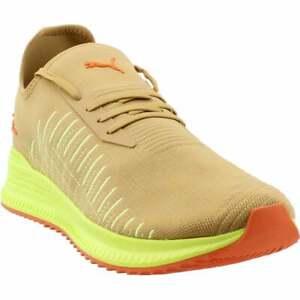 Puma-Avid-Evoknit-SU-Khaki-Sneakers-Casual-Beige-Mens