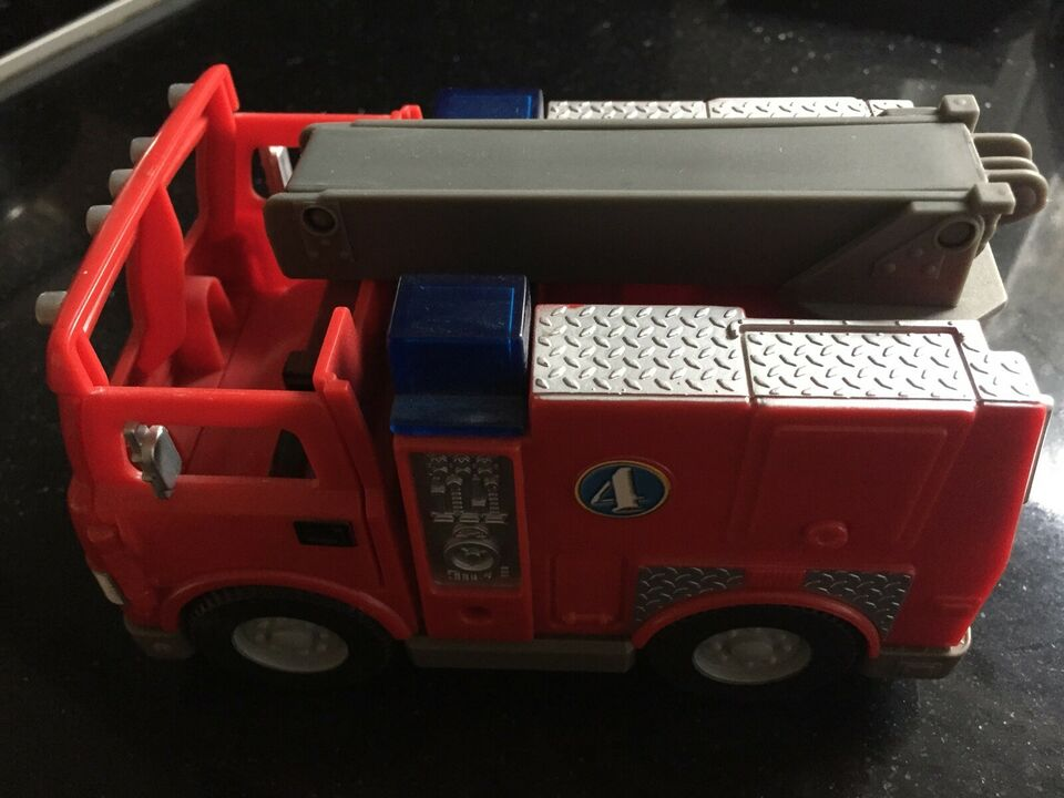 Fisher-Price klassikere, Imaginext Emergency Centre
