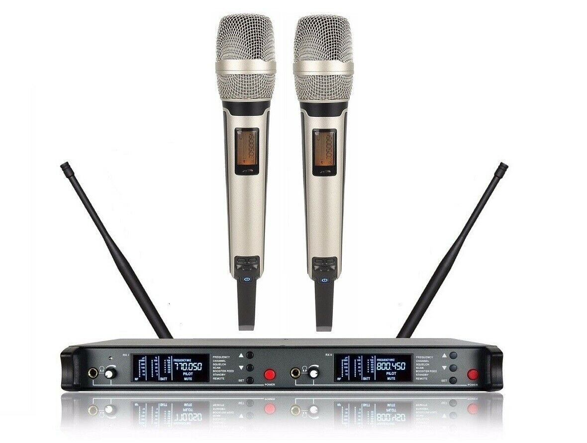 Professional Microphones for Singing Performance Wireless Microphone SKM900 MICS