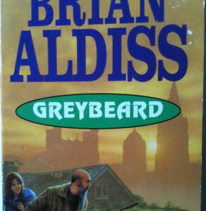 Greybeard-by-Brian-Aldiss-Paperback-1974-THIEF-OF-THE-FUTURE-sci-fi