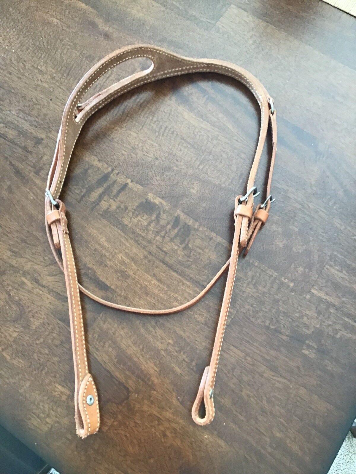 Circle Y 1 Ear Training Bridle New