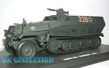 1:43 Military Model SDKFZ 251 (Germany 1941) _ DeAgostini (26)