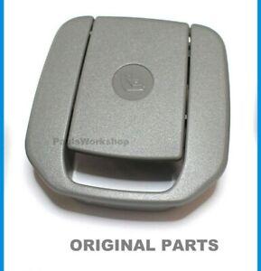 Original-BMW-Blende-Isofix-Abdeckung-52207152209-1er-3er-X1-Cover-Grau-Gray
