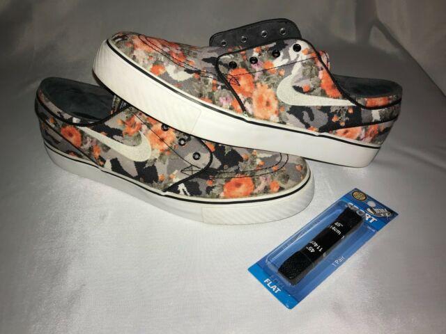 274927b5a83cd1 Nike SB Stefan Janoski Premium Digi Floral Mandarin QS DS Size 10 ...