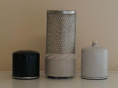 Filter Service Kit Bobcat X320 w//Kubota D750 Eng
