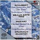 "Schubert: ""Trout"" Quintet, D667; Mozart: Clarinet Quintet, KV581 (2003)"