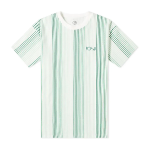 Multi Colour T-Shirt Green /& White Genuine Polar Skate Co