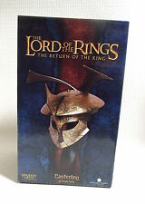 LORD OF THE RINGS LOTR EASTERLING HELM helmet NIB Sideshow WETA 2001 #11/2000