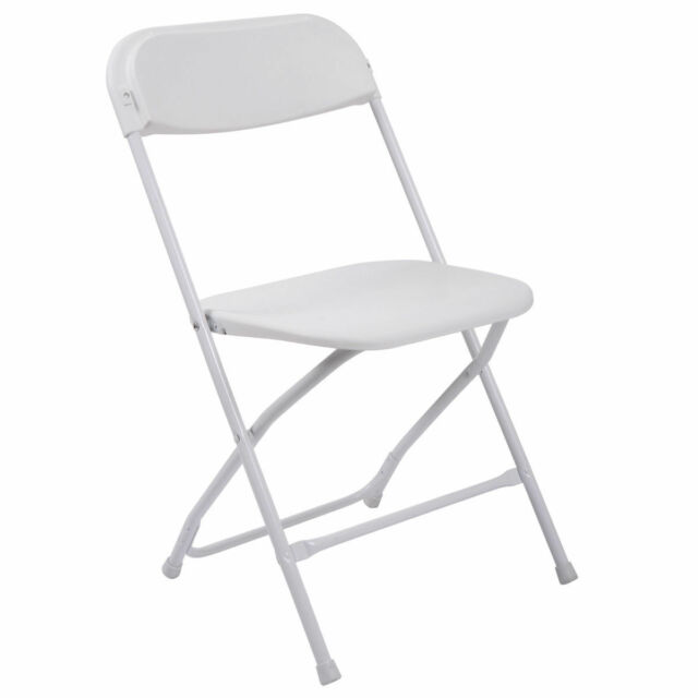 Prime 8 Pc Commercial White Plastic Folding Chairs Stackable Wedding Party Event Chair Uwap Interior Chair Design Uwaporg