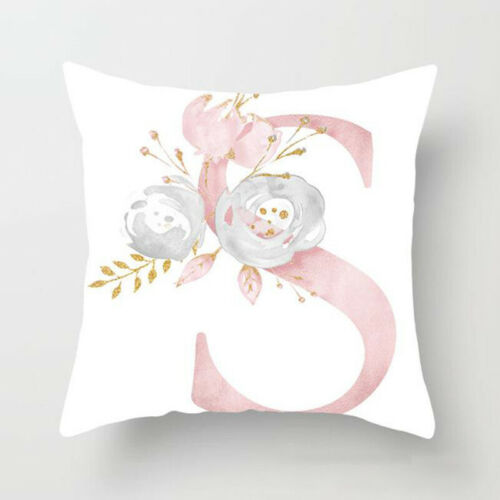 Pillowcase Cushion Cover Peach Skin Pillow Case Home Bed Sofa Waist Throw Decor