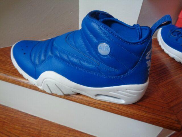d84f3db3927b Nike Air Shake Ndestrukt Blue Jay Summit White Dennis Rodman 880869 ...