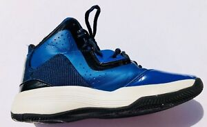 Mens Adidas Adidas Mens azul Basketball Hi High Top Athletic Tênis sapatos 6 0c0b64